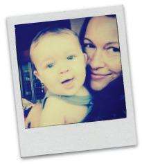 rach charlie mama profile polaroid