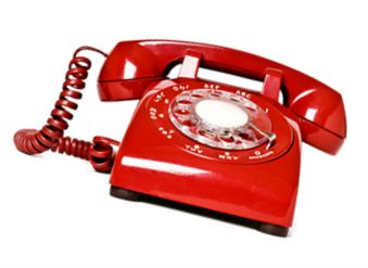 phone post